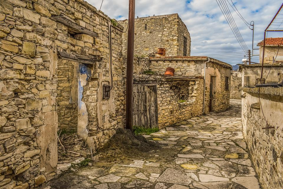 House, Old, Architecture, Abandoned, Stone, Damaged