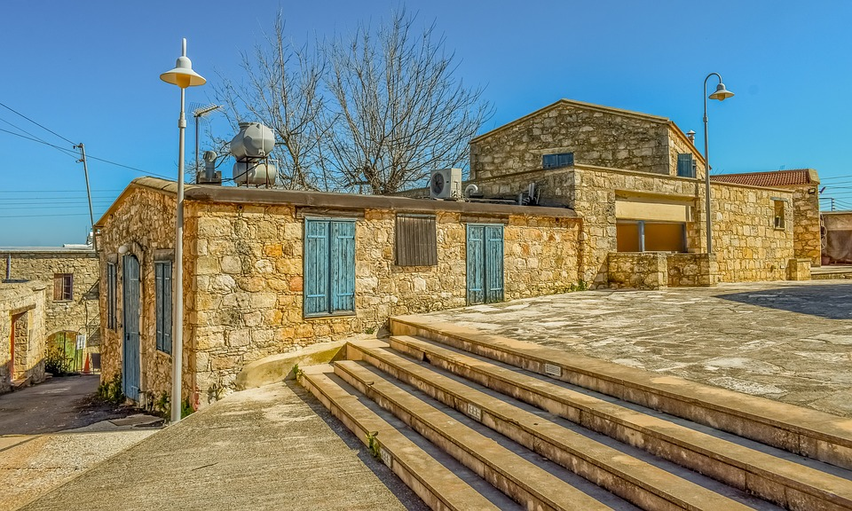 Houses, Old, Buildings, Stone, Architecture