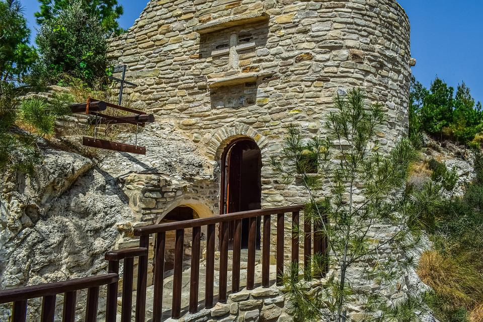 Church, Architecture, Orthodox, Travel, Religion, Stone
