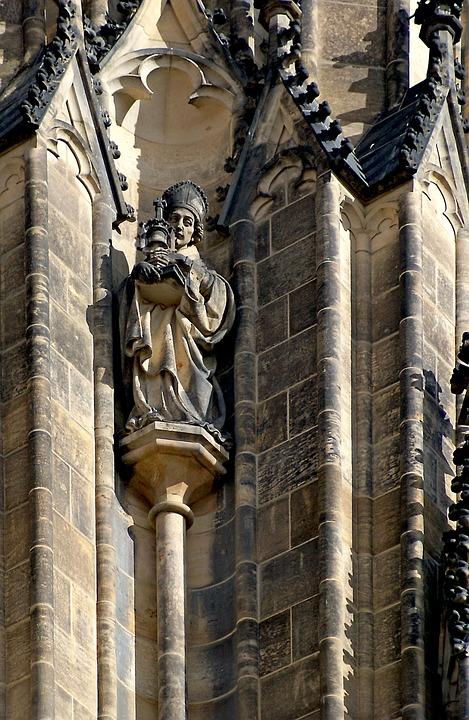 Sculpture, Stone Statue, Architecture