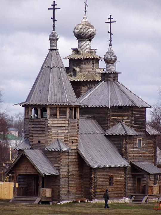 Architecture, Suzdal, Wooden Architecture