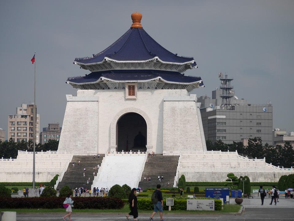 Taipei, Taiwan, Architecture
