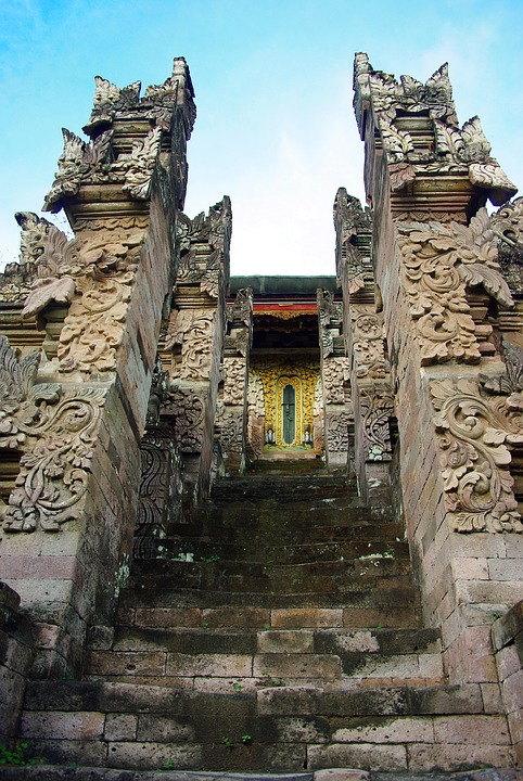 Bali, Temple, Religion, Indonesia, Sacred, Architecture