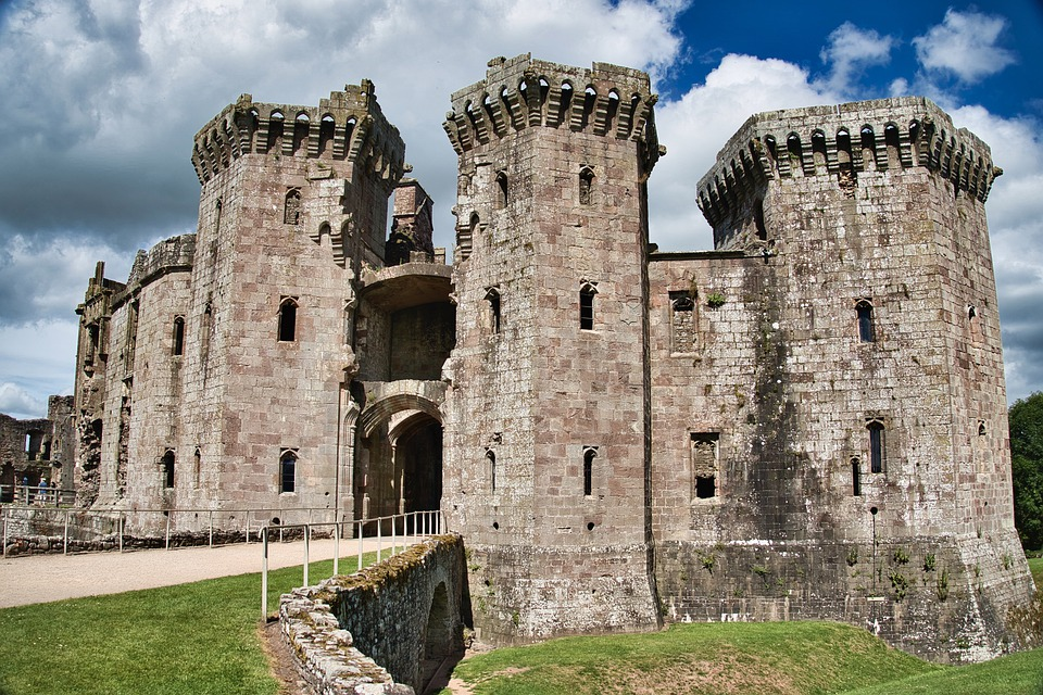Castle, Fortress, Architecture, Tower, Ancient