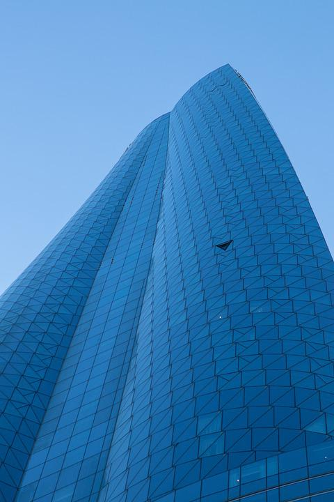 Building, Architecture, City, Urban, Glass, Tower