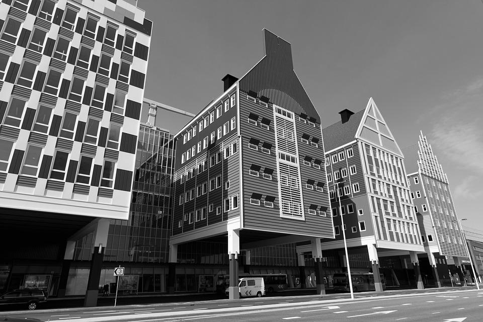 Zaanstad, Town Hall, Noord-holland, Architecture
