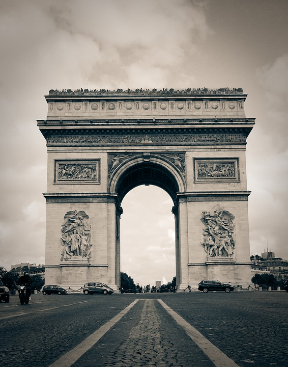 Arch, Victory, Architecture, Arched, Travel