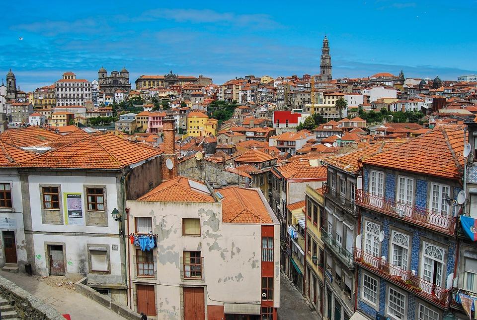Architecture, House, City, Urban Landscape, Travel