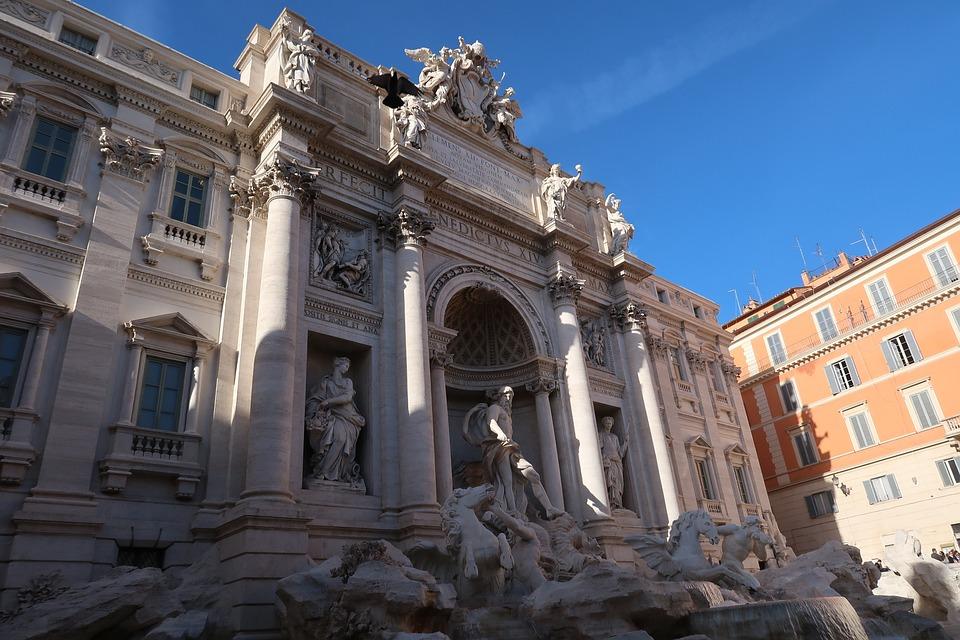 Rome, Italy, Architecture, Roman, Europe, Travel, City