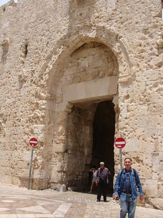 Architecture, Travel, Stone, Ancient, Old, Jerusalem