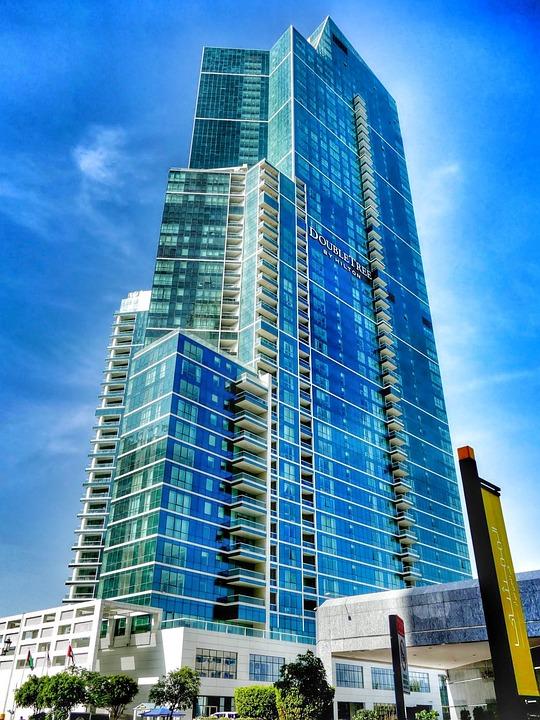 Dubai, Skyscraper, U A E, City, Architecture, Building