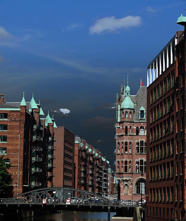 City, Architecture, Building, Urban Landscape, Sky