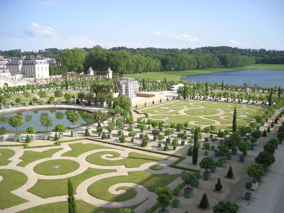 Versailles, Castle, France, Paris, Palace, Architecture
