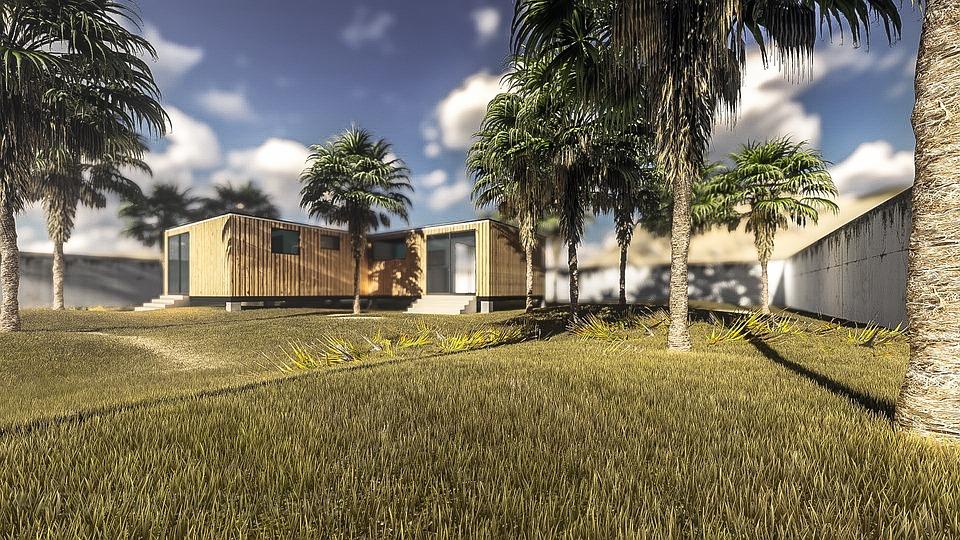 Architecture, Architecture Visualization, Paemark