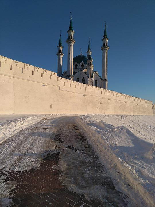 Mosque, Islam, Dome, Wall, Architecture, History