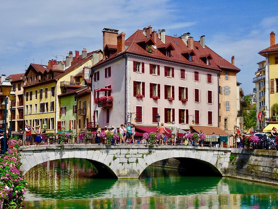 Architecture, Bridge, Travel, Building, Water, House