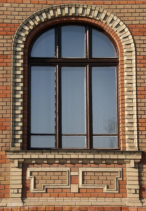 Brick, Architecture, Window, Building
