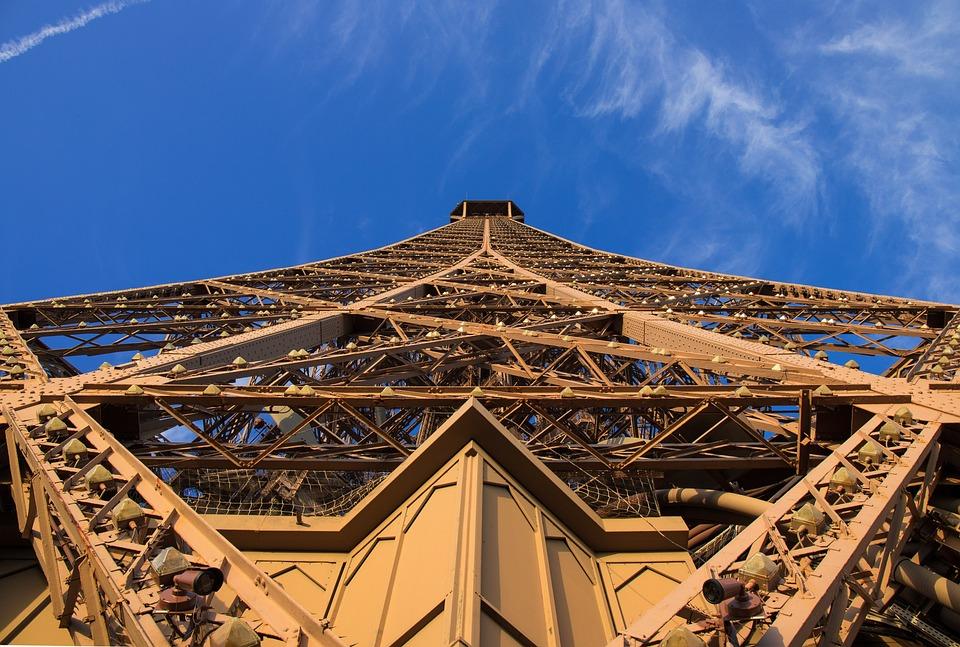 Architecture, Works, Paris, French, Eiffel Tower