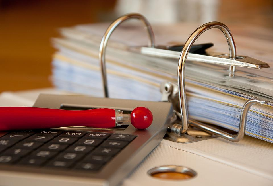 Workbook, Bills, Accounting, Archives, Documents