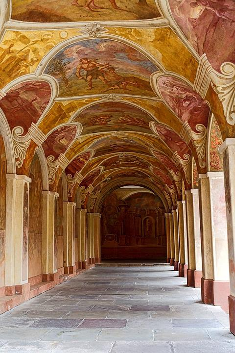 Archway, Colonade, Architectural, Artistic, Classical