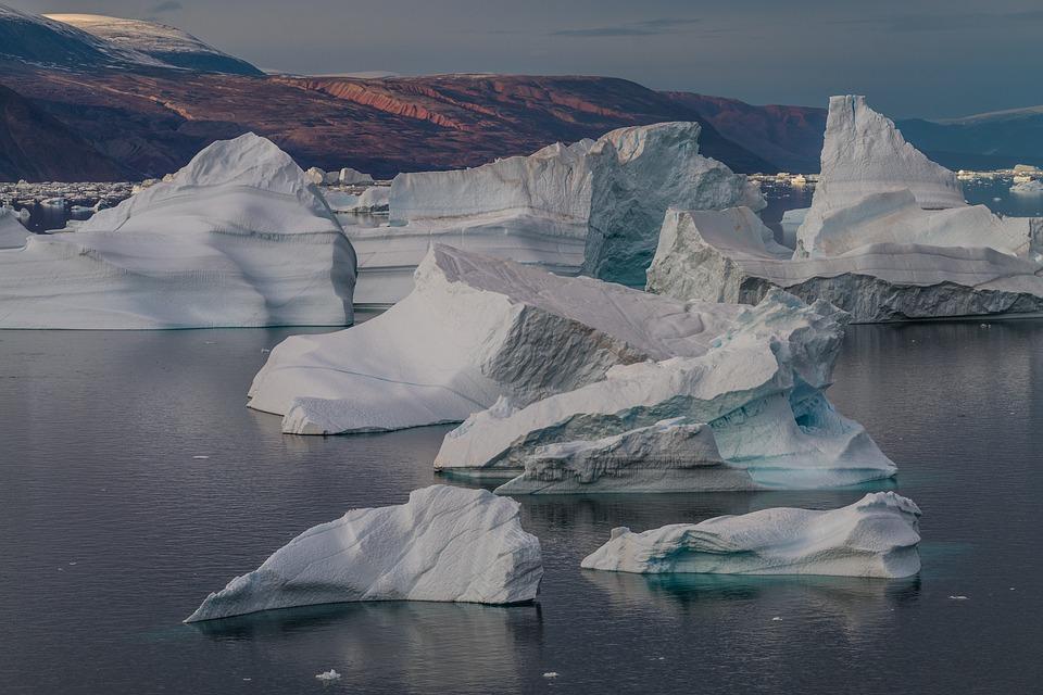Expedition, Arctic, Iceberg, Glacier, Ice, Denmark