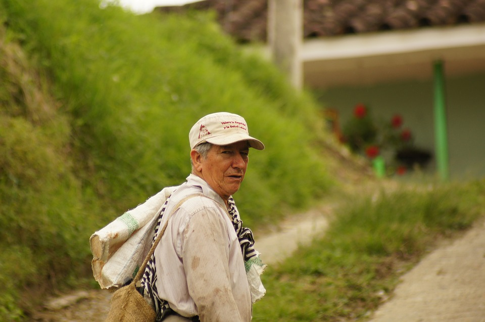 People, Of The, Field, Area, Kettle, Colombia