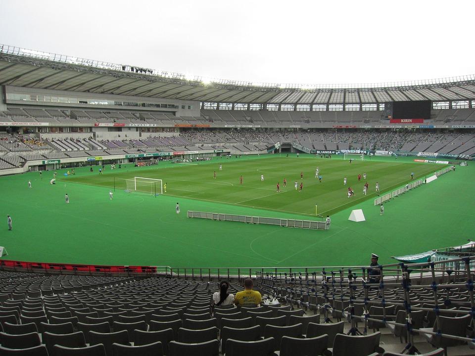 Ajinomoto, Stadium, Tokyo, Sports, Arena, Field, Game