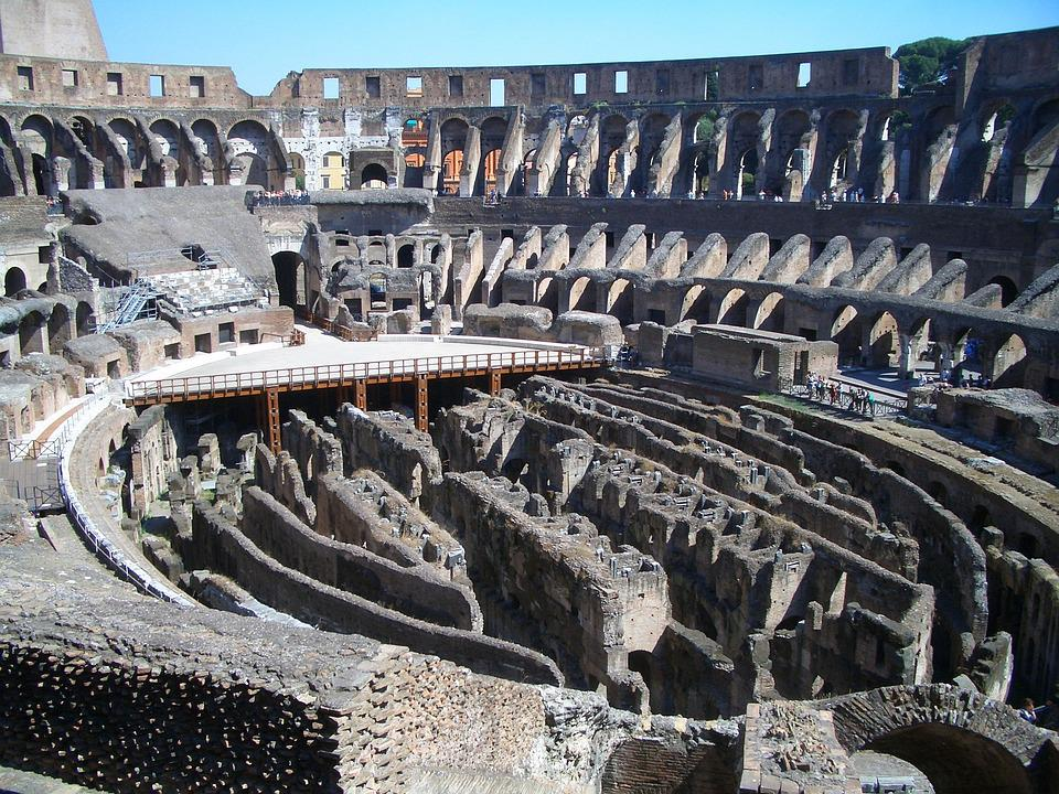 Free Photo Arena Rome Antiquity Colosseum Italy Gladiators Max Pixel