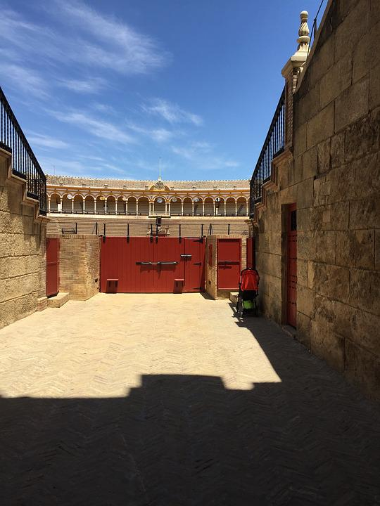 Arena, Travel, Bullfight