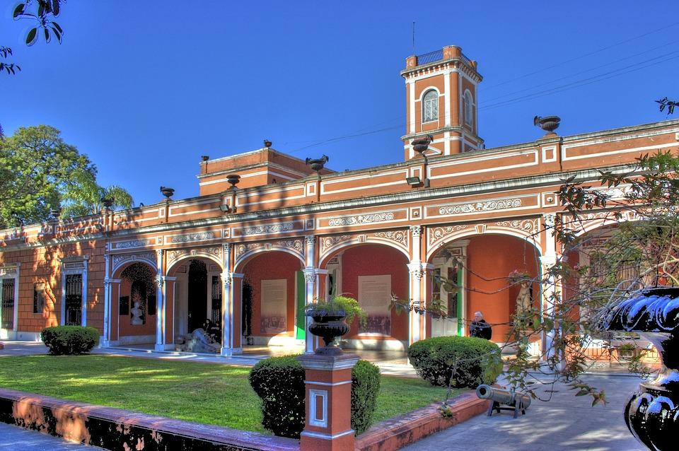 Buenos Aires, Argentina, Lezama Palace