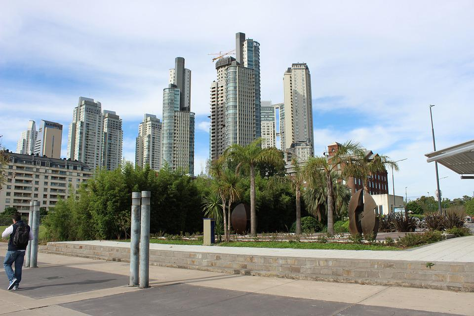 Argentina, Paseo, Architecture, Attraction, City