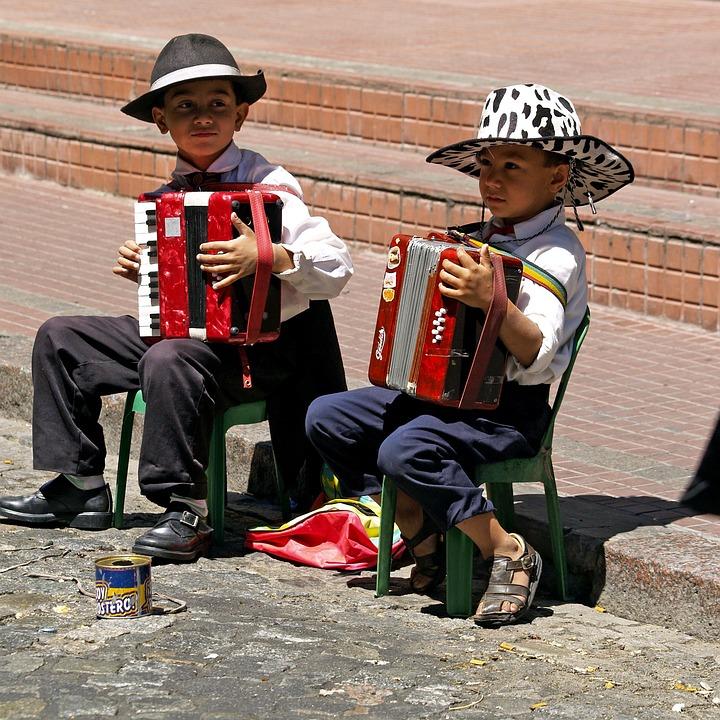 Children, Kids, Music, Buenos Aires, Argentina