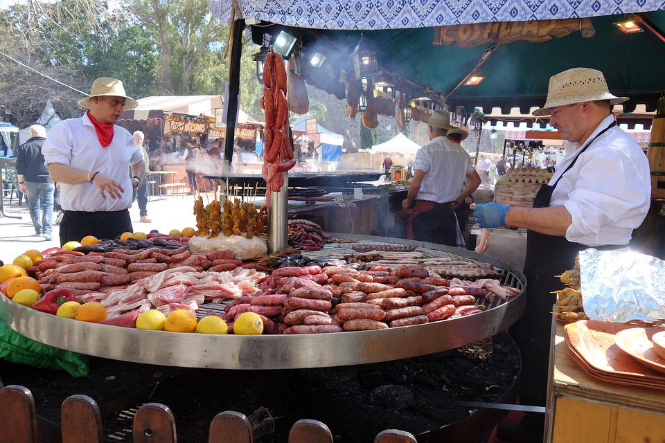 Argentine Barbeque, Bbq, Grilling, Mallorca Market