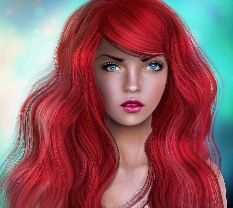 Secondlife, Avatar, Game, Game Figure, Ariel, Play
