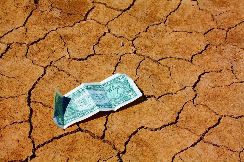 Dollar, Desert, Usa, Arizona