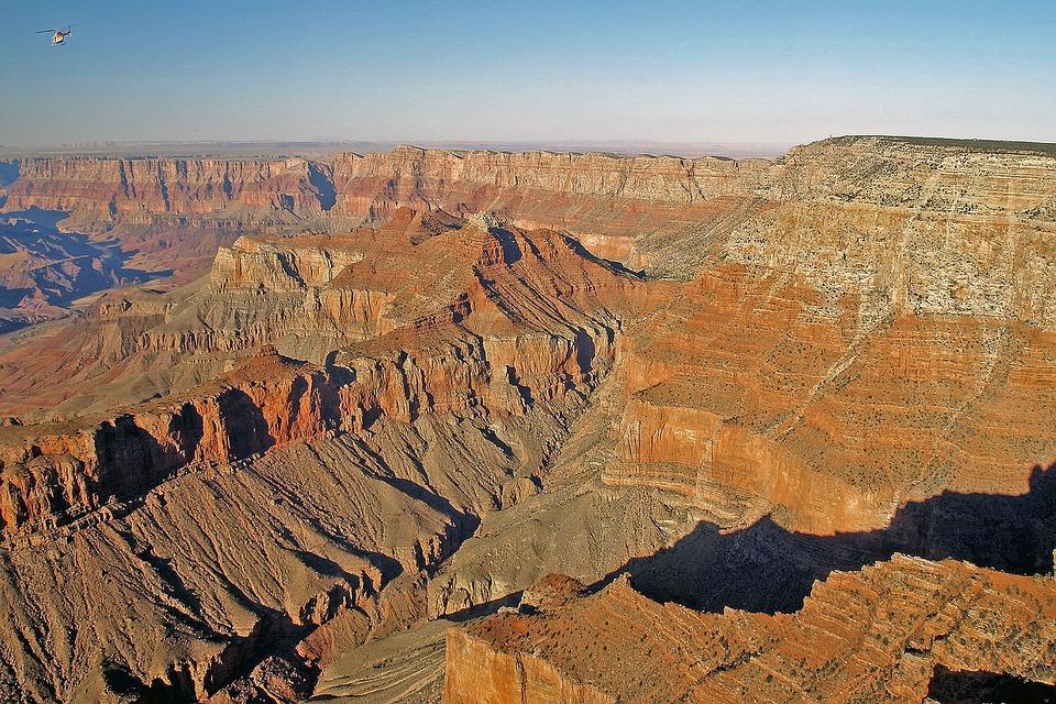 Grand Canyon, Arizona, Usa, National Park