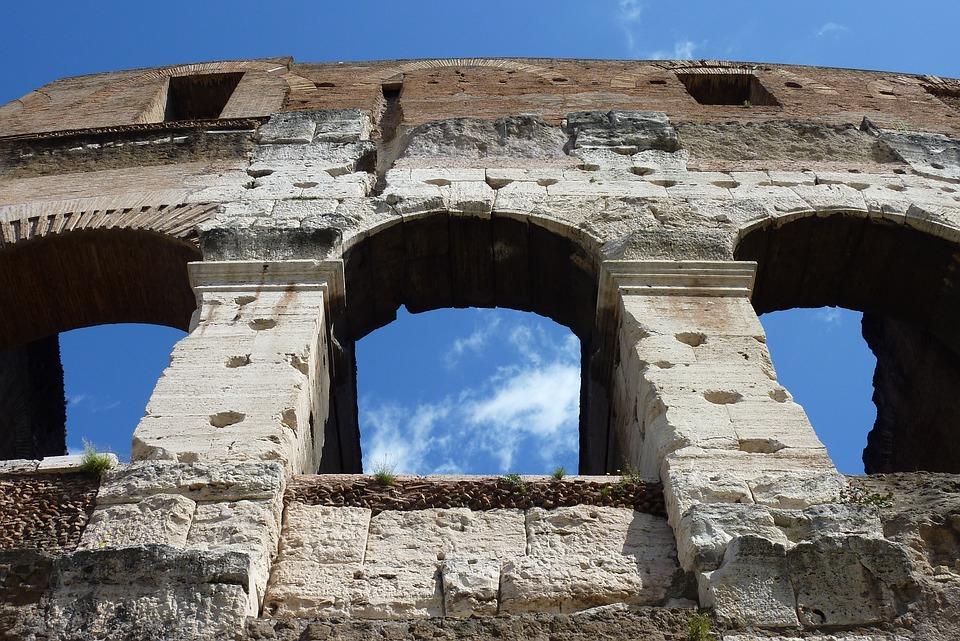 Rome, Coliseum, Ark, Monumental, Power, Architecture