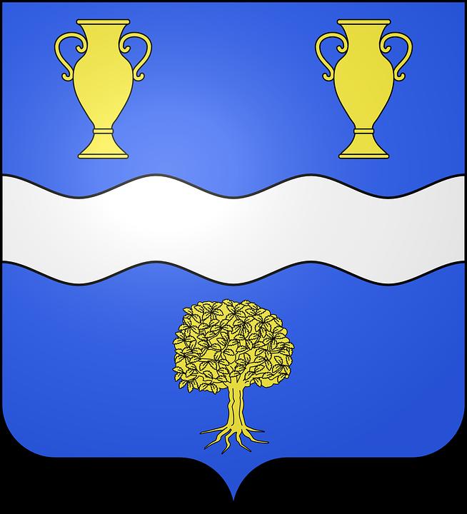 Coat, Arms, City, Les, Goulles