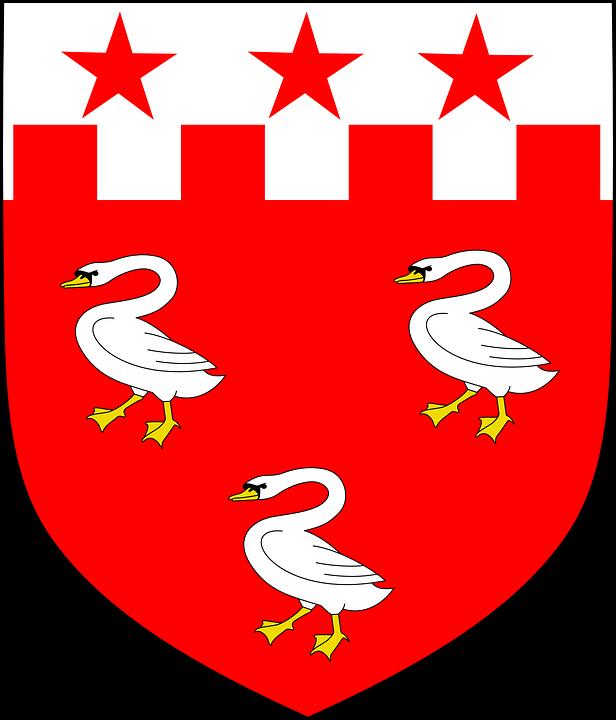 Coat, Arms, Patterson