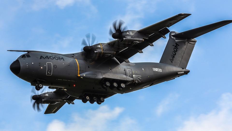 Air Force, Cargo Plane, Aircraft, Airplane, Army
