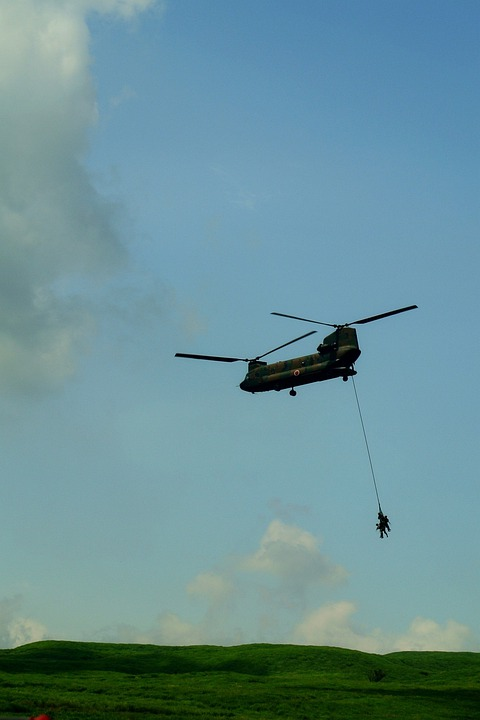 Military Show, Japan, Helicopter, Army, Soldiers