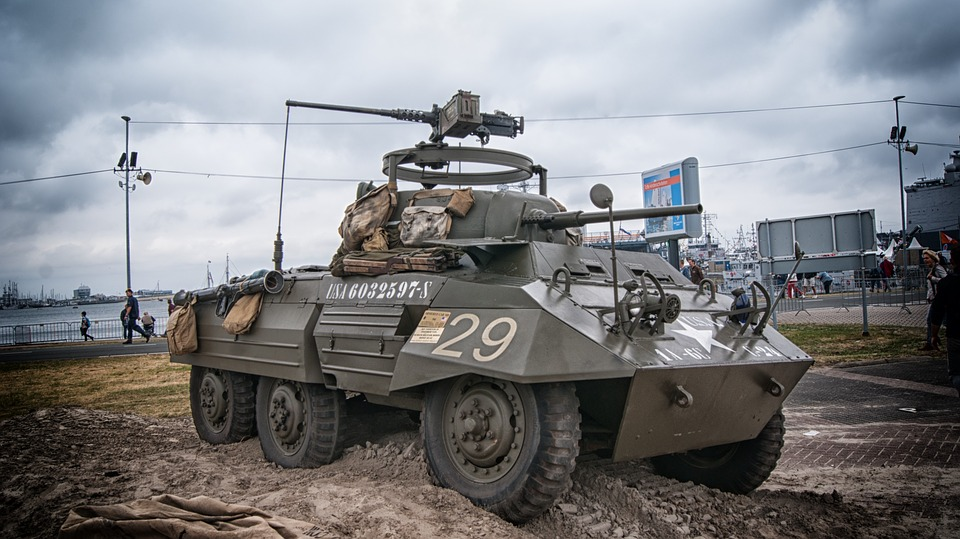 Tank, Attack, Army, Vehicle, Military Vehicle