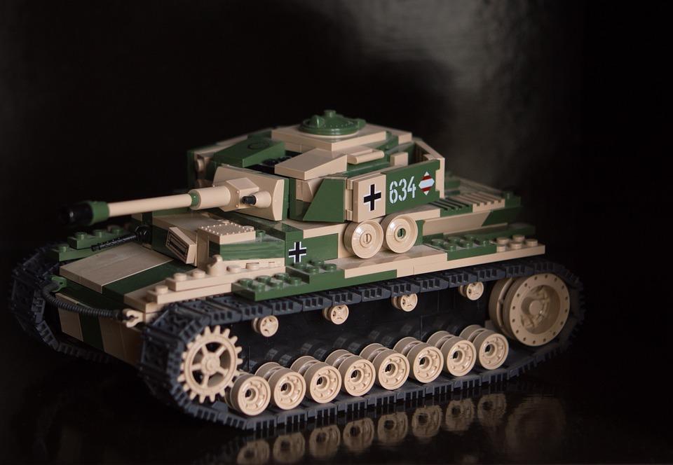 Tank, War, Military, Army, Vehicle