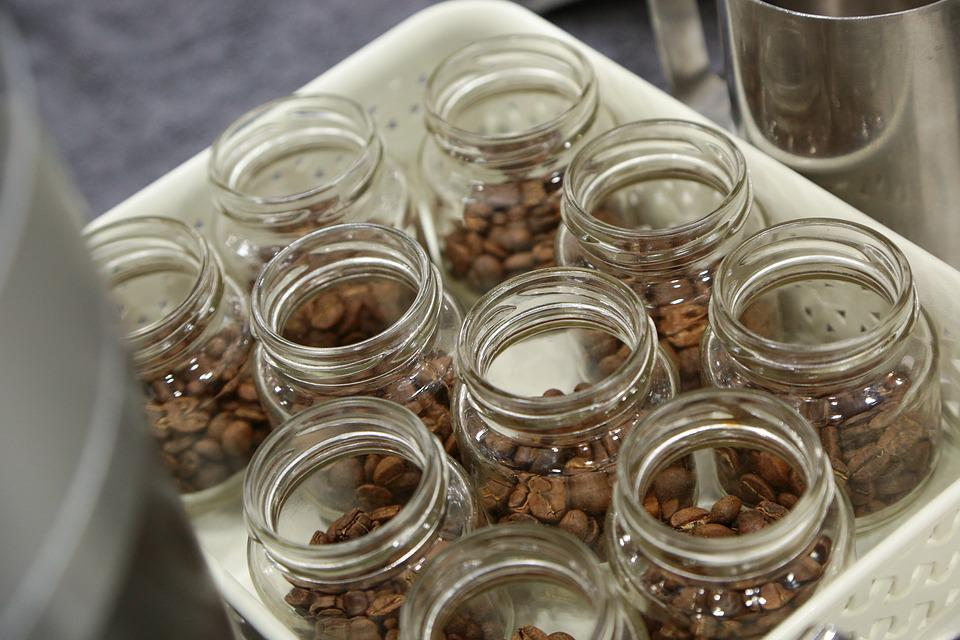 Coffee, Grain, Aroma, Fried, Tasting, Grade, Caffeine