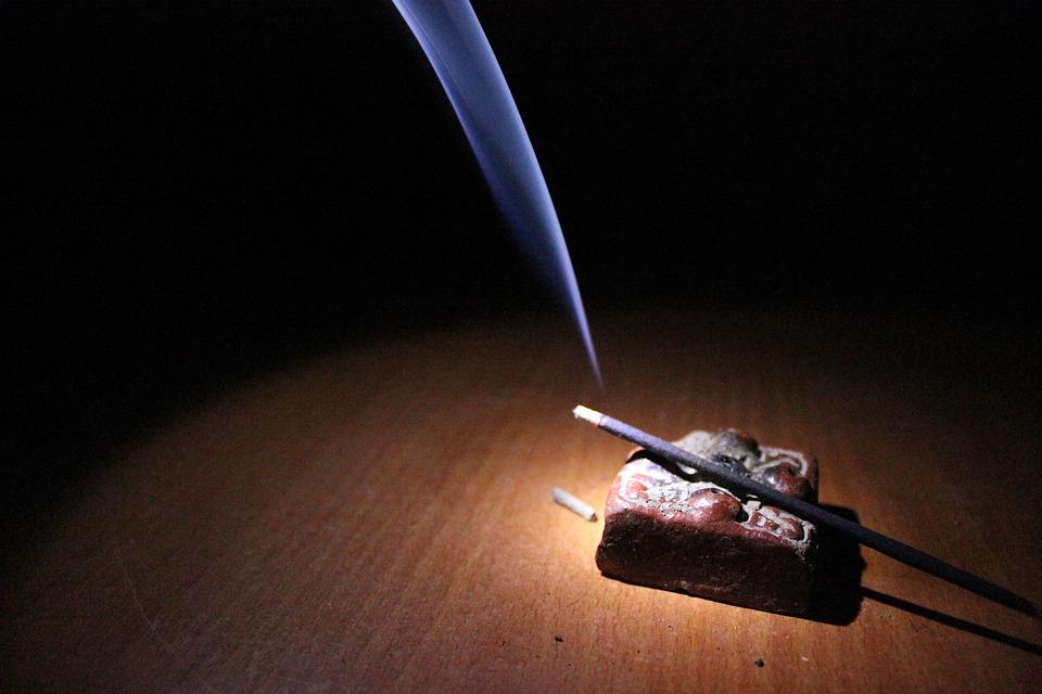 Incense, Stick, Smoke, Fumigant, Smell, Aroma, Religion