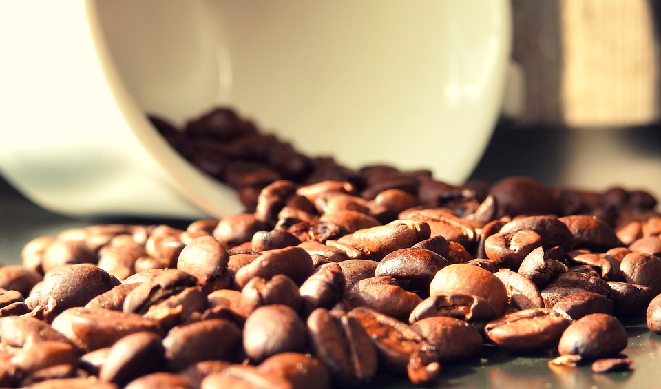 Coffee Beans, Coffee, Beans, Brown, Aroma, Roasted