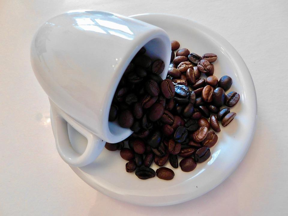 Roasted, Coffee, Beans, Aroma, Brown, Stimulant, Drink