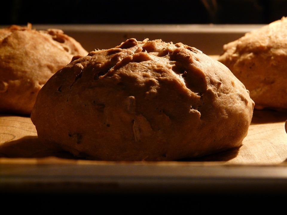 Roll, Arouse, Bread, Bake, Eat, Food, Crispy, Homemade