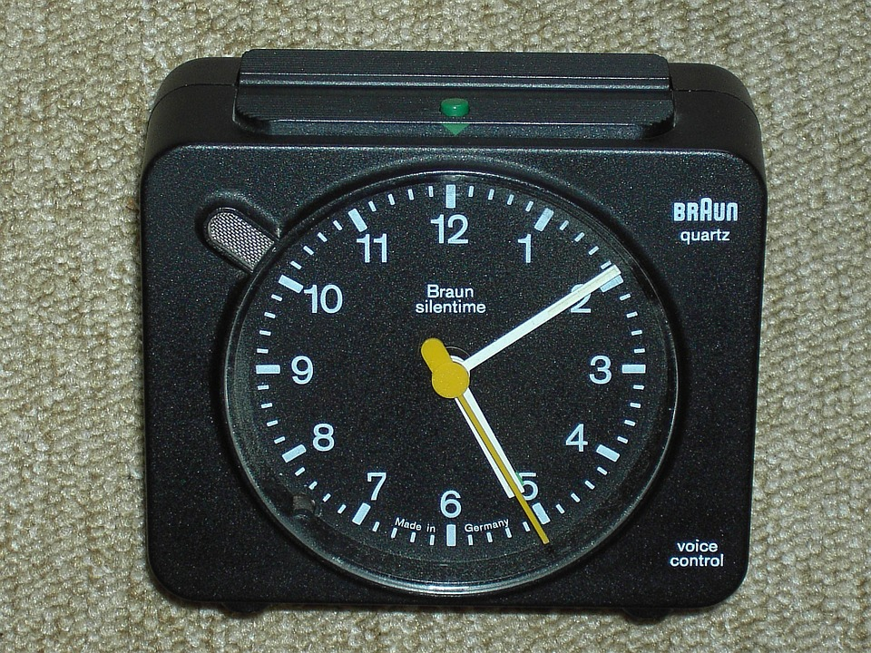 Alarm Clock, Clock, Time, Arouse, Time Of