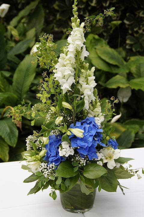 Arrangement, Table Decoration, Floral Arrangement